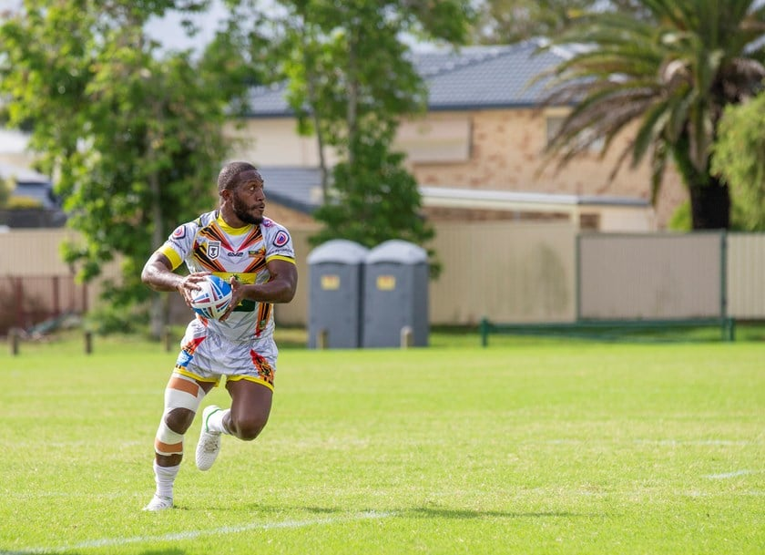 SP PNG Hunters set to renew rivalry with Falcons