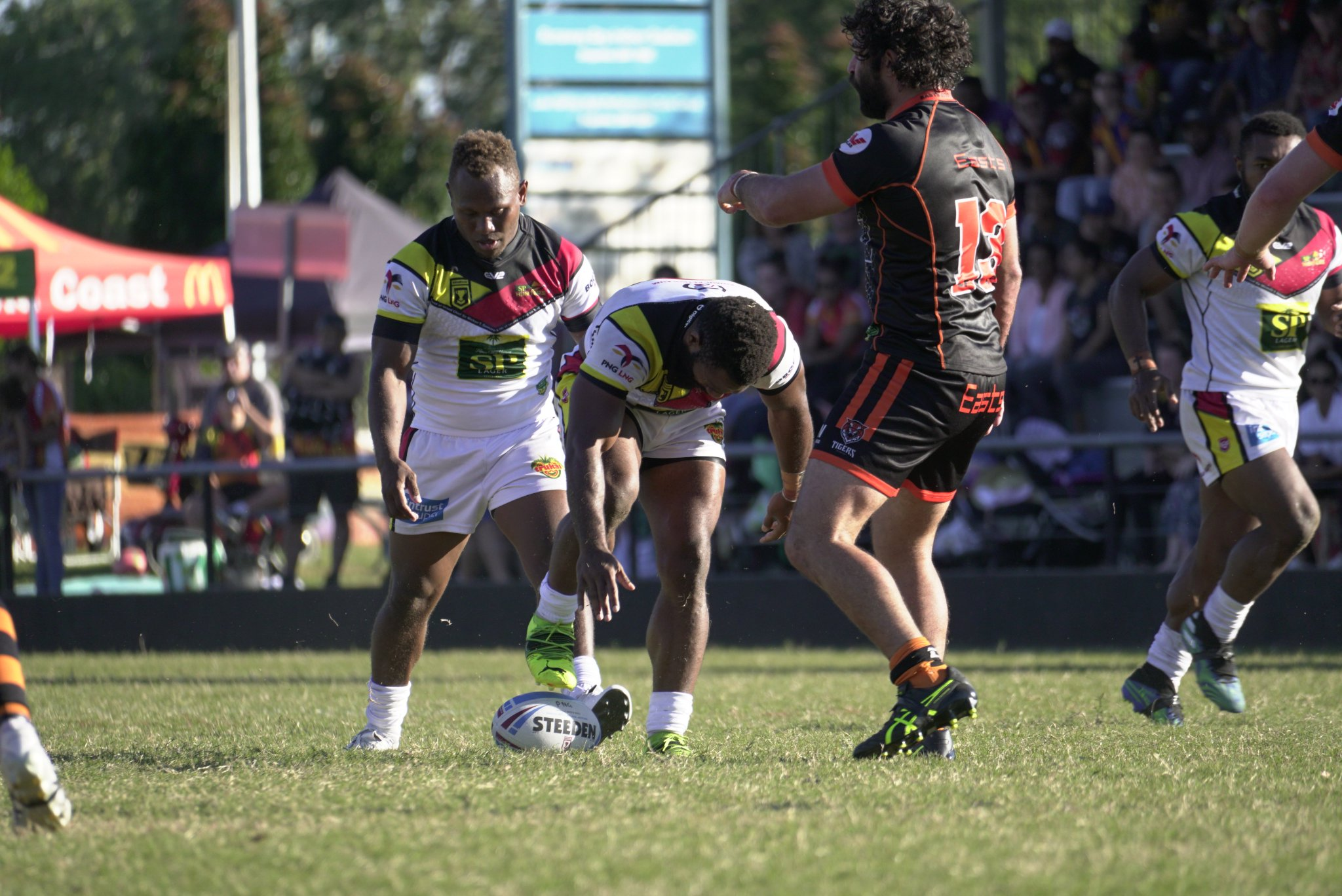 SP PNG Hunters welcome back reinforcements