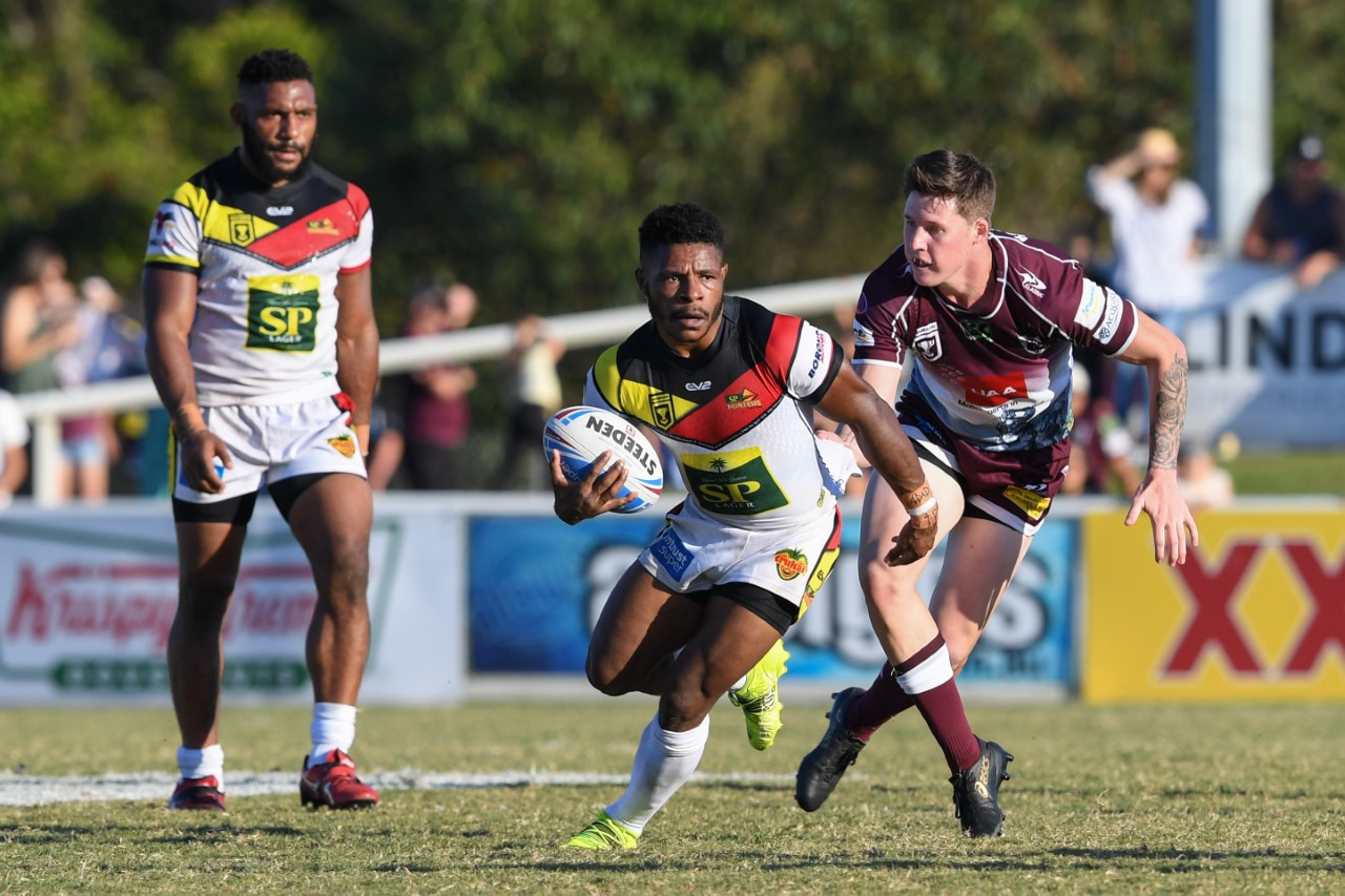 Youth stirs Hunters prospects for Tigers clash