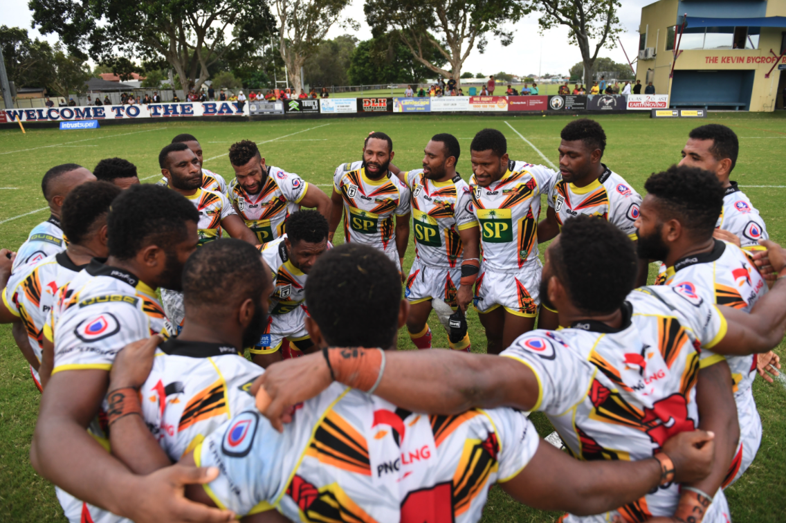 SP PNG Hunters focus on defensive results